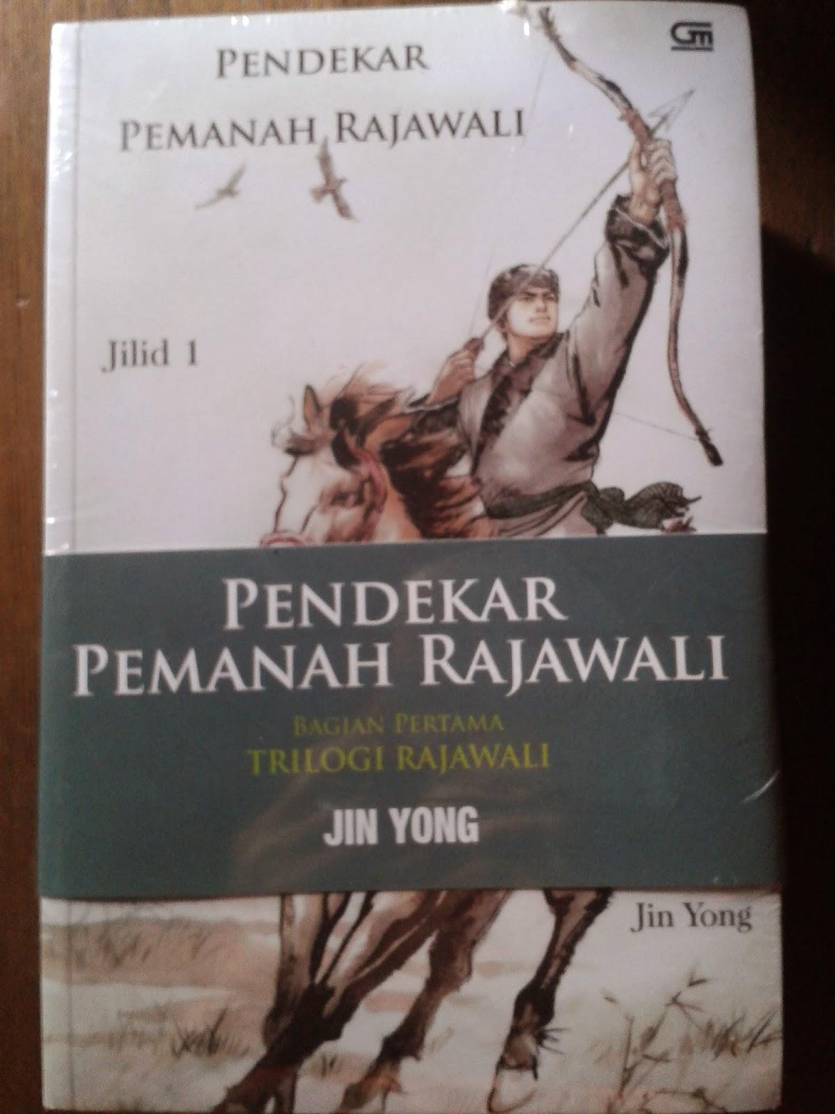 Novel Pendekar Pemanah Rajawali Pdf