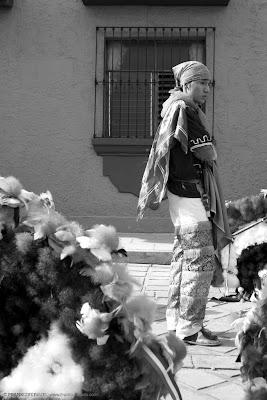 danzante de la pluma oaxaca guelaguetza