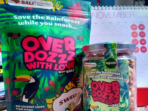 Nyemil Sehat Plus-plus bareng Overdozzz with Love by Love and O2
