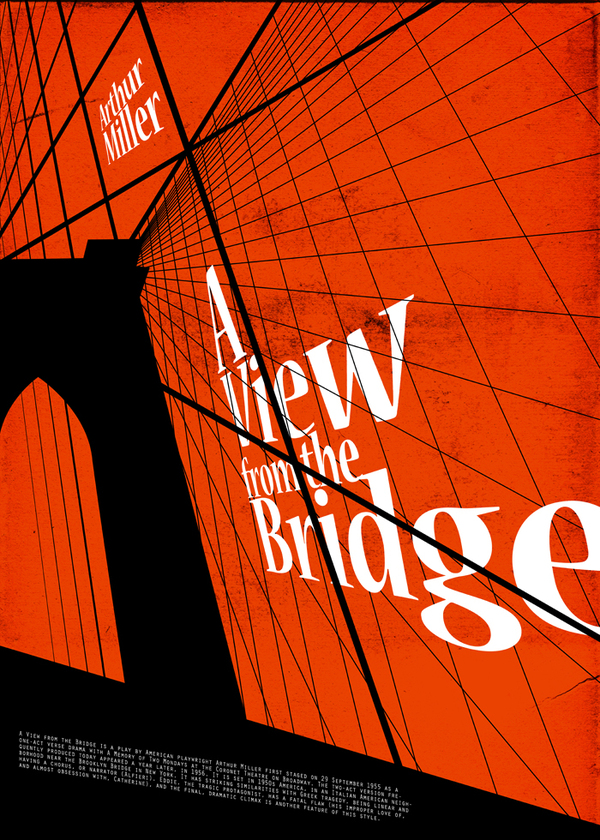 an analysis of a view from a bridge a play by arthur miller A view from the bridge analysis - everything you need to know - english gcse if you need help in english literacy gcse or want information on 'a view from the bridge', you have come to the right place.