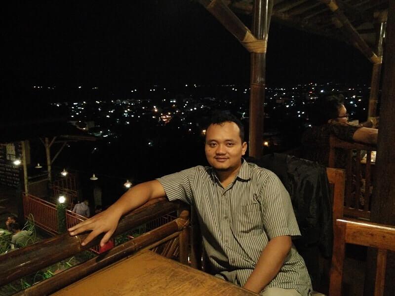 lokasi cafe diggers bandar lampung