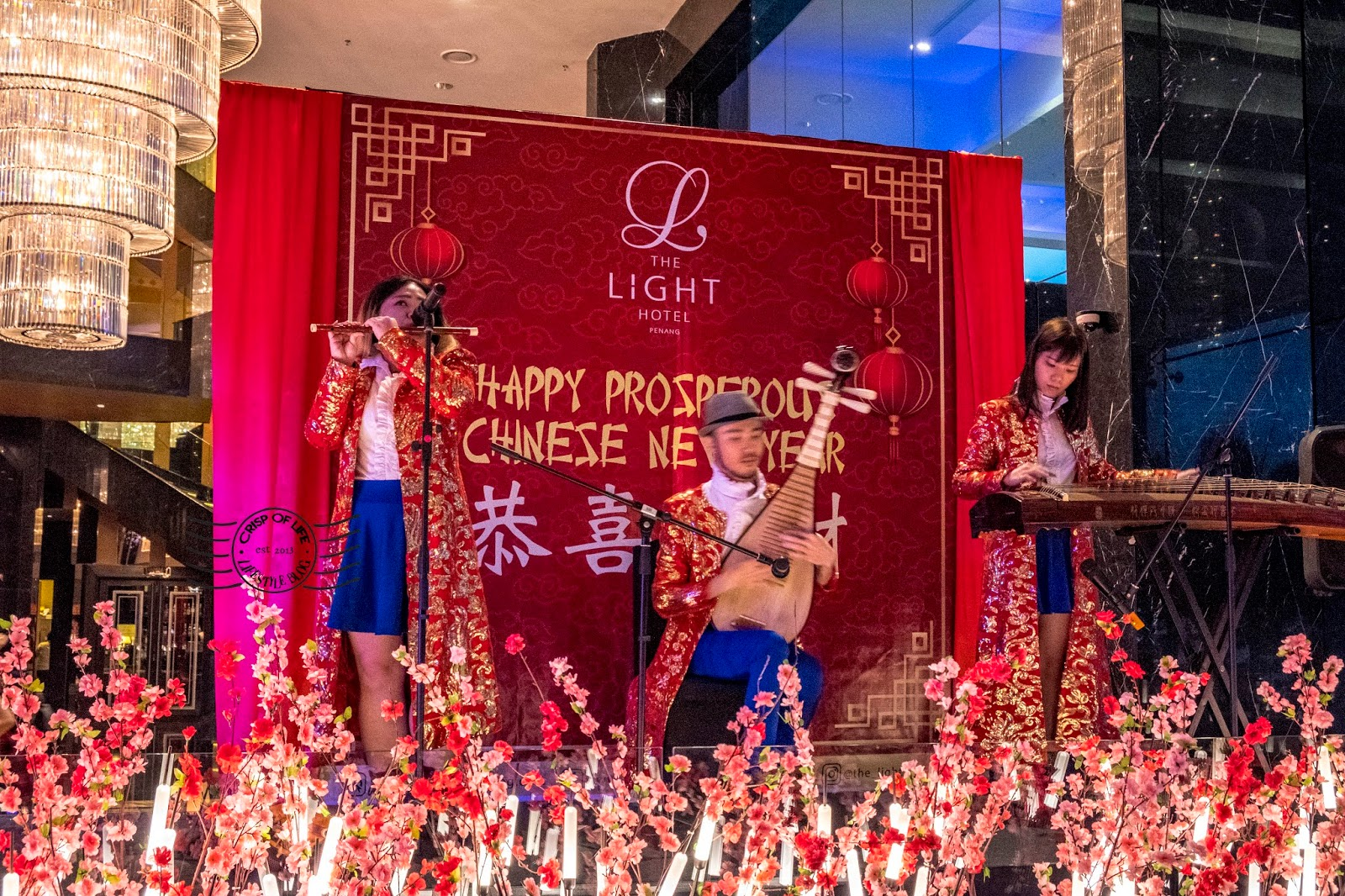 The Light Hotel Chinese New Year 2019 Celebration
