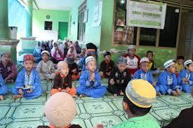 Cara Ampuh Merayu Anak Agar Mau Sekolah Madrasah TPQ dan  Mondok Masuk Pesantren