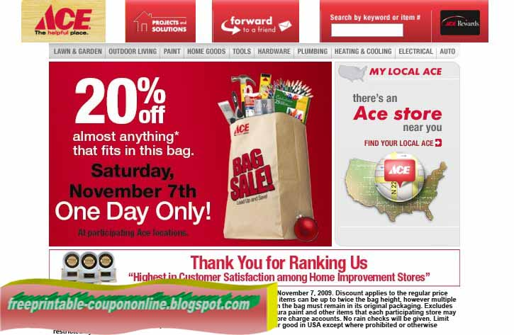 hardware and tools discount coupon
