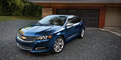 2018 Chevrolet Impala Rumeurs, Caractéristiques, Prix, Date de sortie