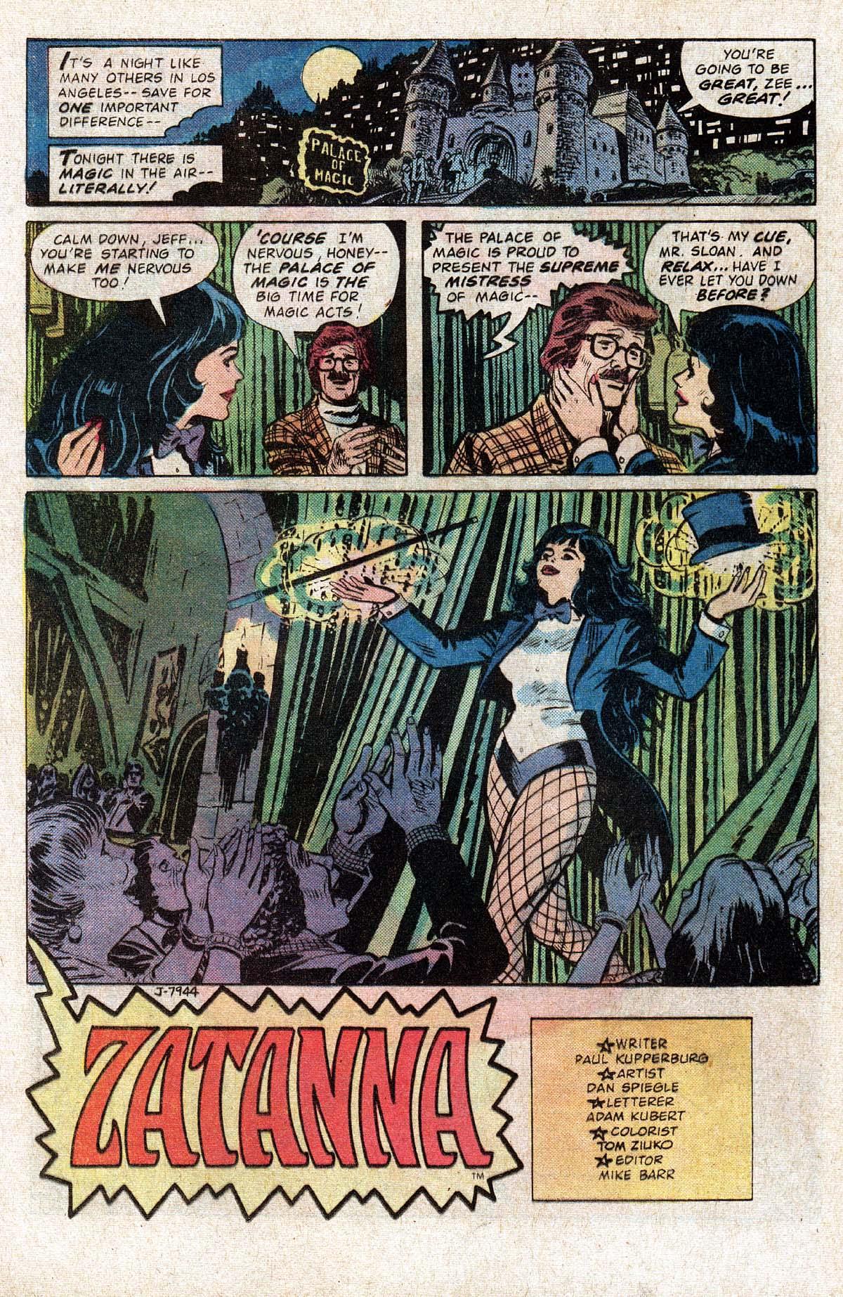 Read online World's Finest Comics comic -  Issue #276 - 25