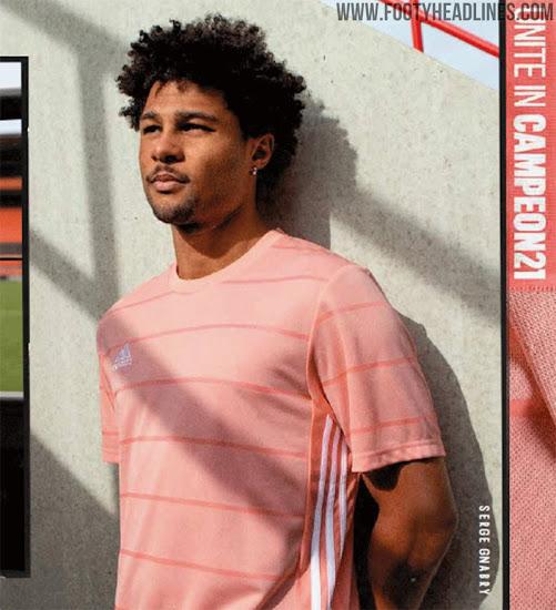Germany Euro 2020 Inspired Adidas Campeon 21 Teamwear Jerseys Leaked Footy Headlines