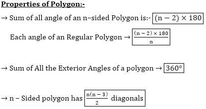बहुभुज की परिभाषा, इसके प्रकार, सूत्र और इसपर आधारित प्रश्न_100.1