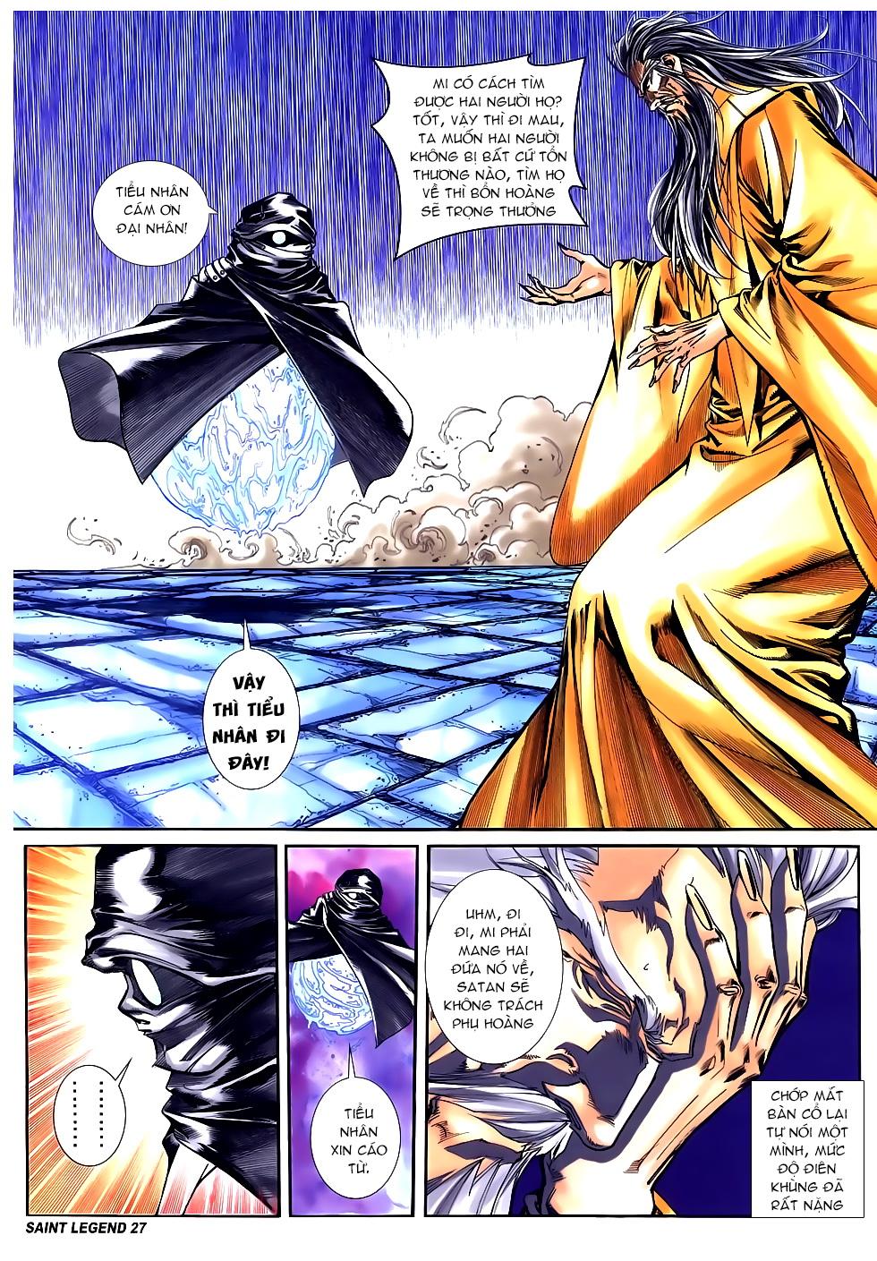 Bát Tiên Đạo chap 84 - Trang 25