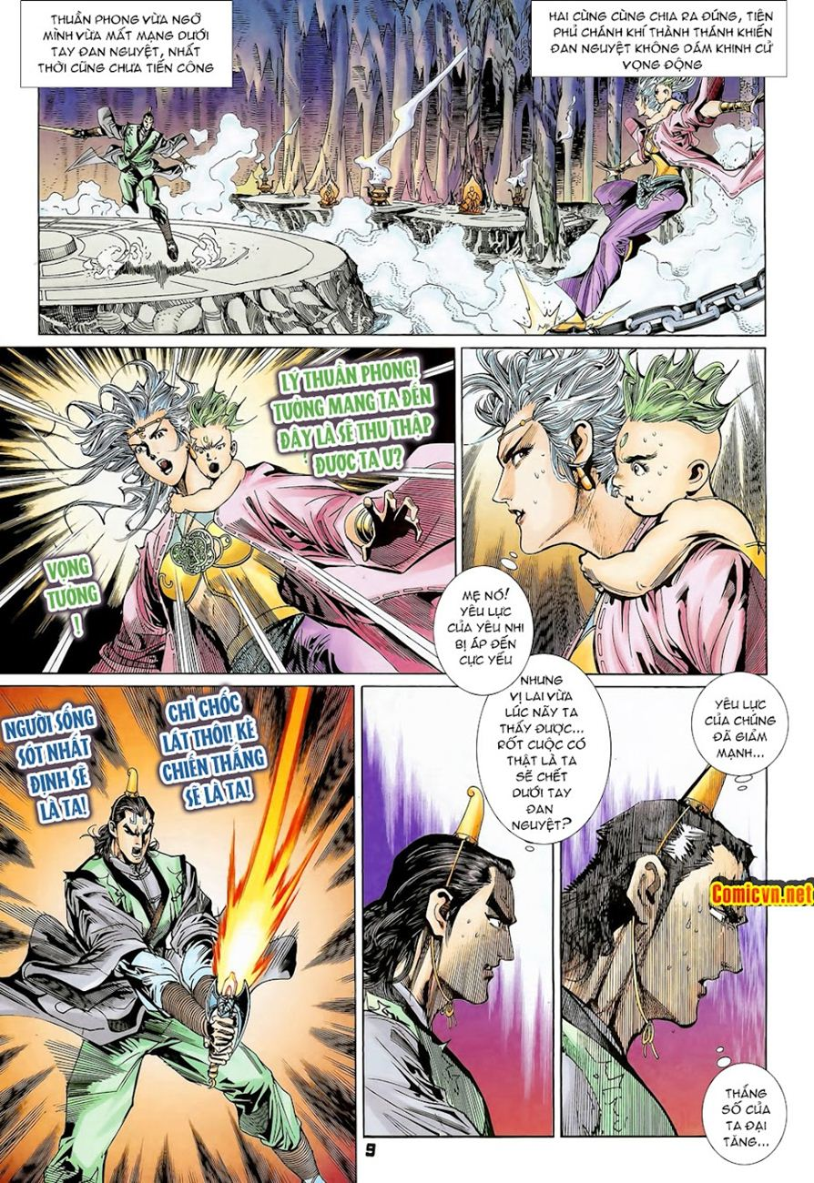 Đại Đường Uy Long chapter 82 trang 19