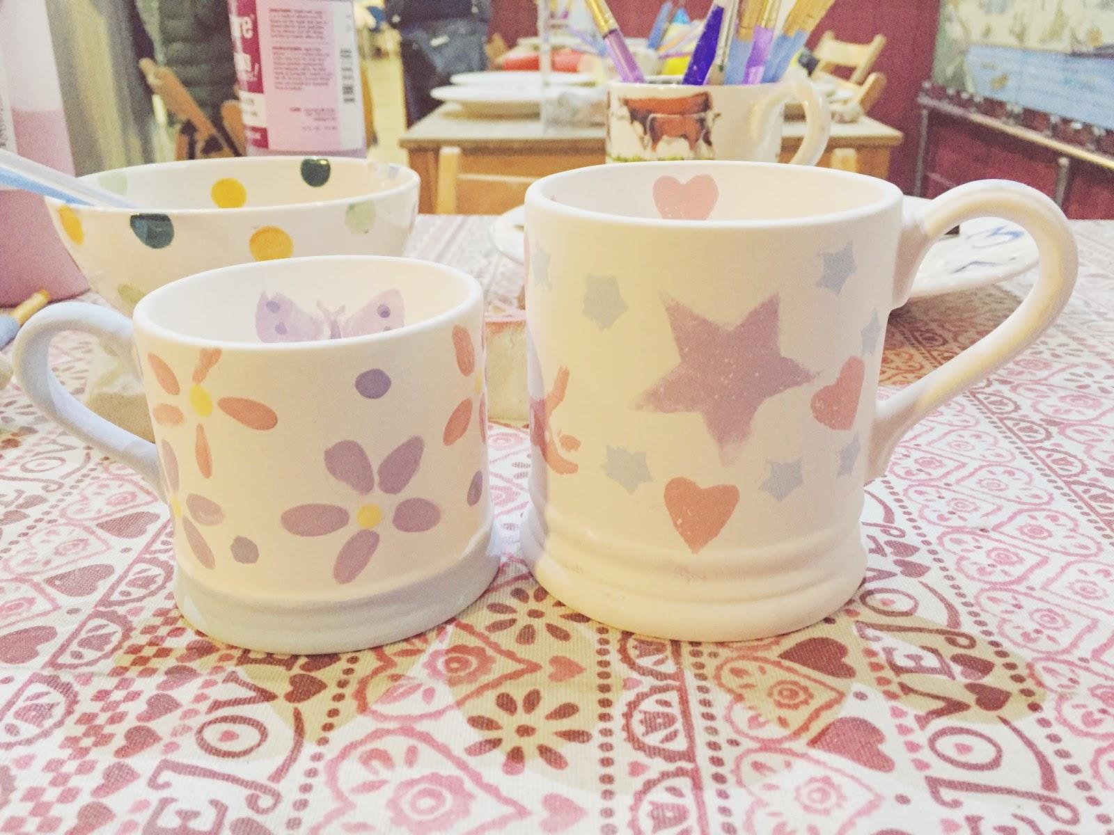Emma Bridgewater Factory Mugs