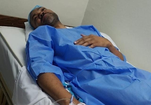 Salsero Félix Manuel fue intervenido quirúrgicamente