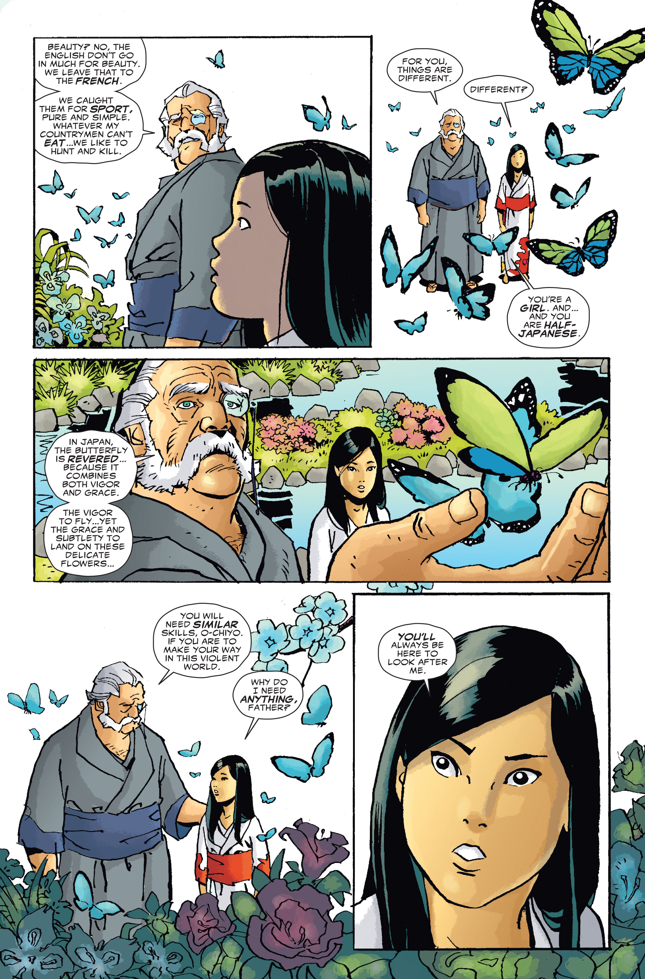 Read online 5 Ronin (2011) comic -  Issue #4 - 3