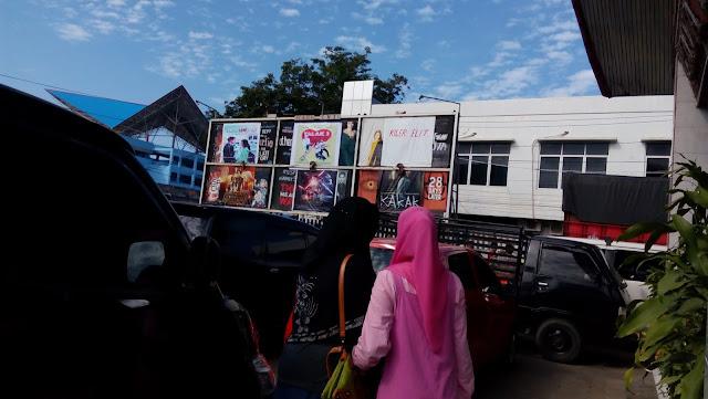 Bioskop Raya Padang