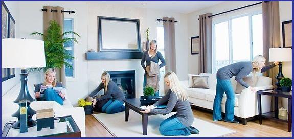 Pasos para la limpieza de un piso o casa consejos de limpieza trucos tips y remedios del hogar - Orden y limpieza en el hogar ...