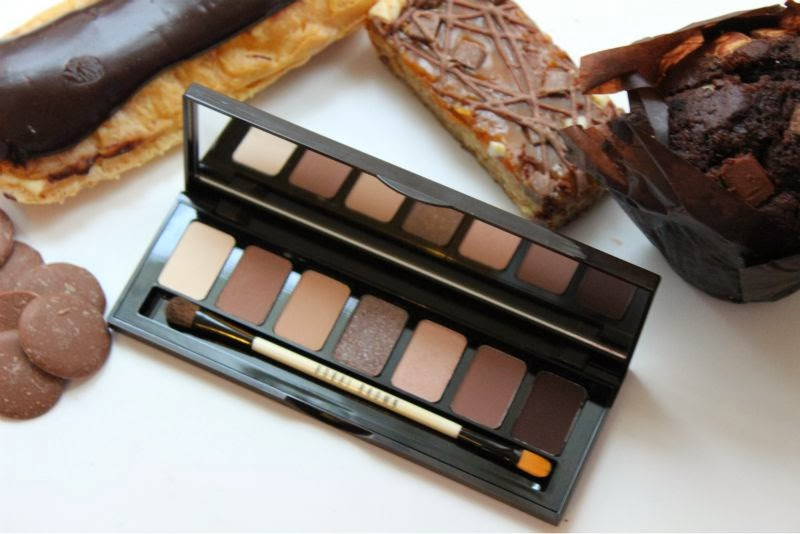 Bobbi Brown Rich Chocolate Eye Palette Review The Sunday Girl