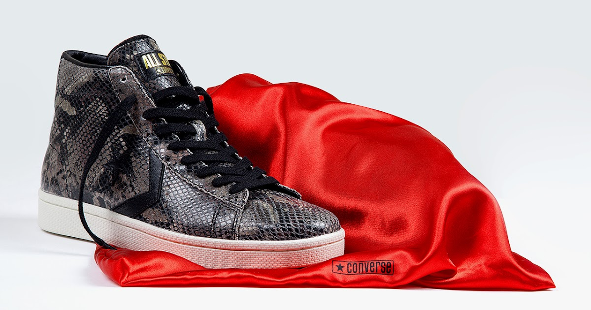 ee236f1310fd Walauwei.com!  Converse Pro Leather for the Year of the Water Snake!!!