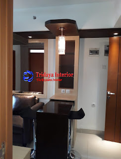Interior-Apartemen-Puri-Park-View-2-Bedroom