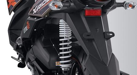 Review Yamaha X Ride