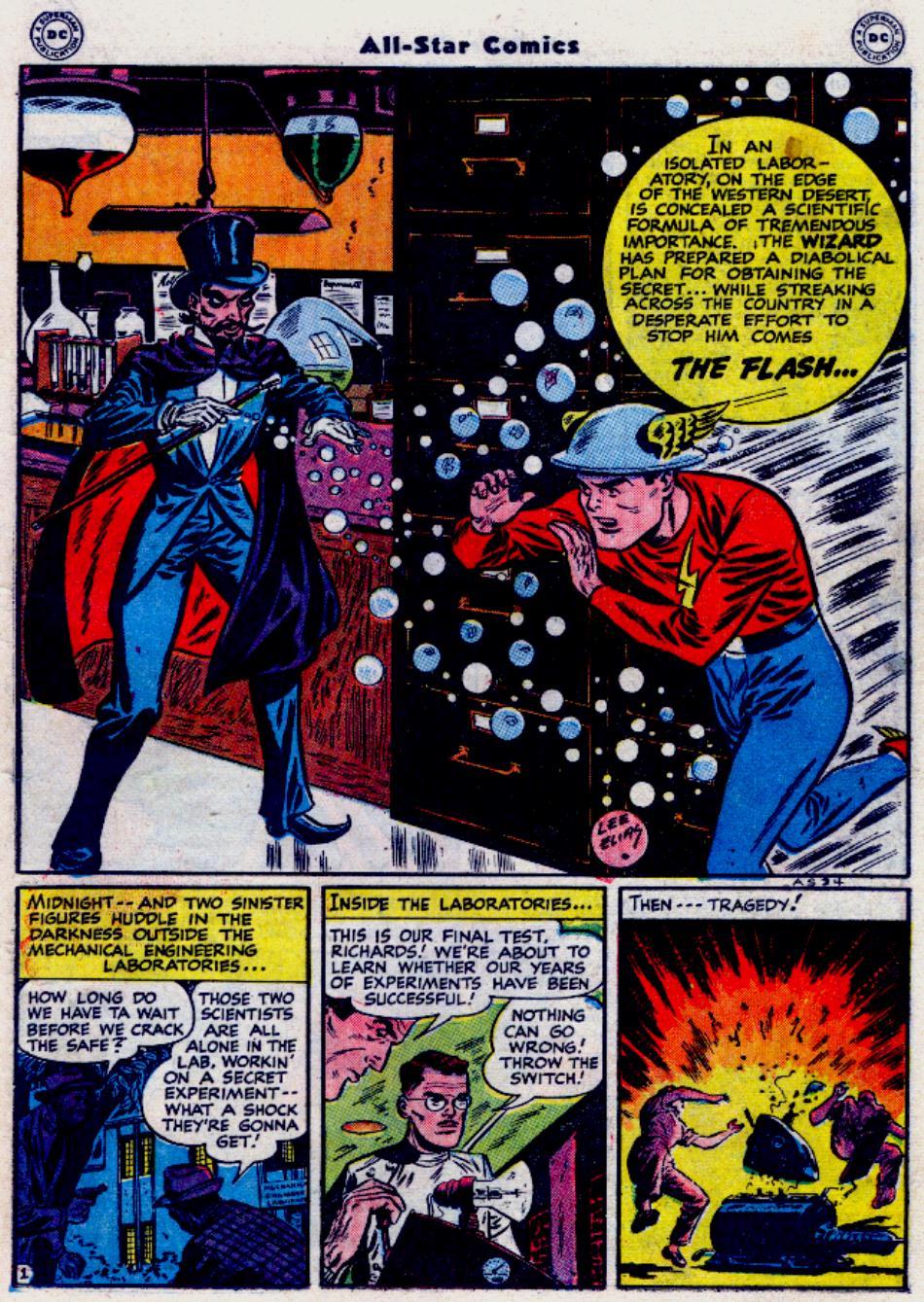 Read online All-Star Comics comic -  Issue #34 - 21