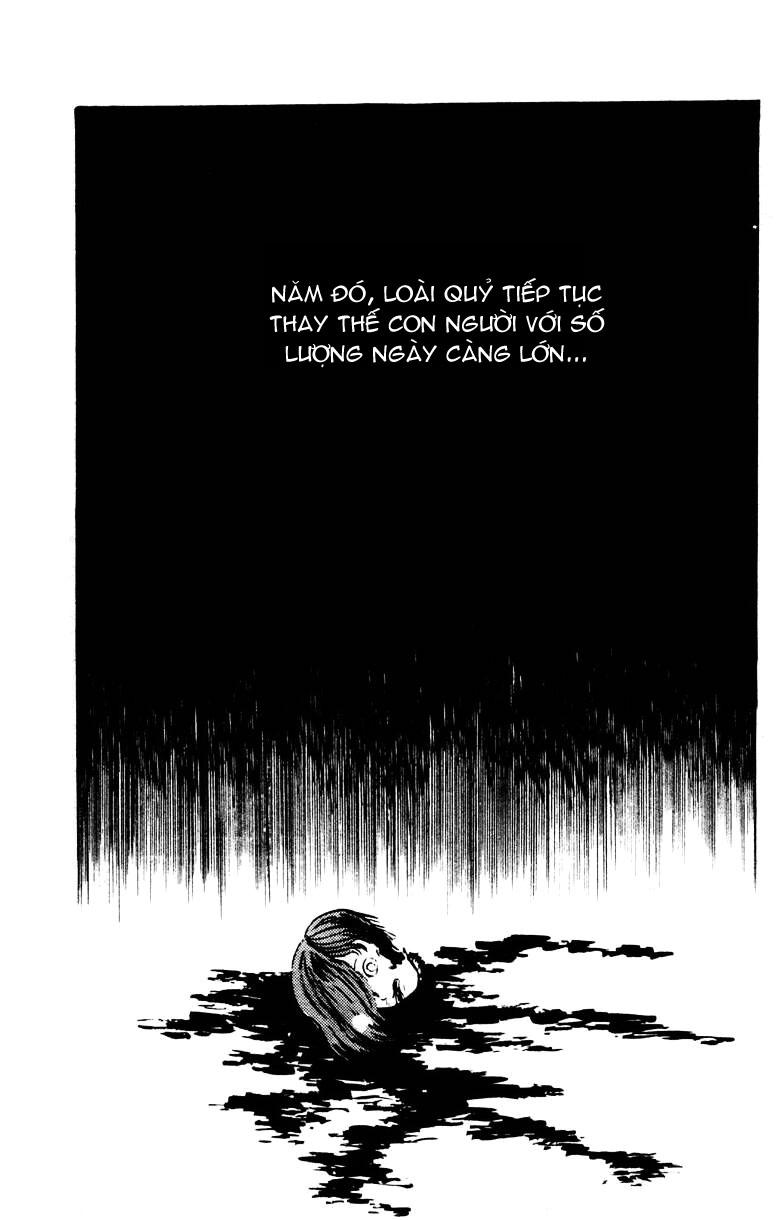 DevilMan chapter 14 trang 16
