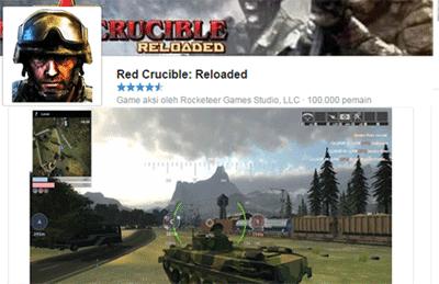 game perang populer di facebook