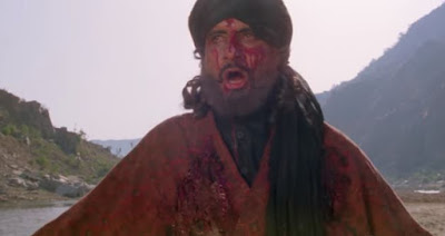 Khuda Gawah Movie Best Dialogues, Amitabh Dialogues from Khuda Gawah