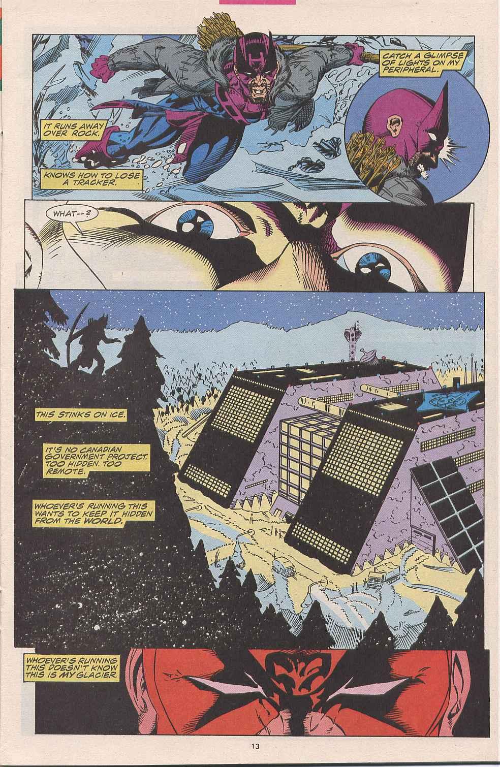 Hawkeye (1994) Issue #1 #1 - English 10