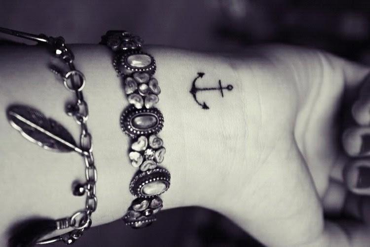 Małe Tatuaże Cudne My Heart All My Minds