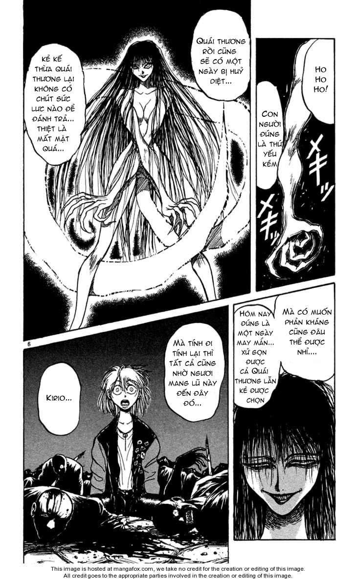 Ushio and Tora Chap 161 - Truyen.Chap.VN