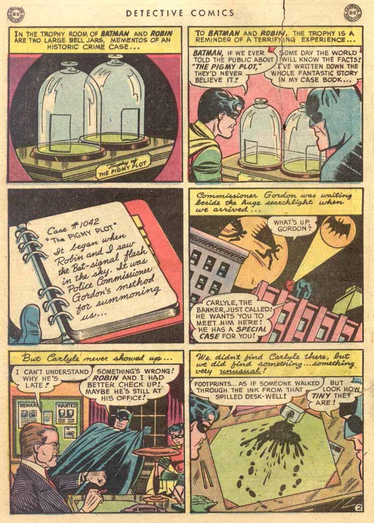 Detective Comics (1937) 148 Page 3