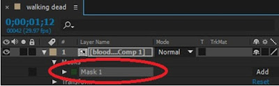 Cara Membuat BLOODY TITLE Di AFTER EFFECT