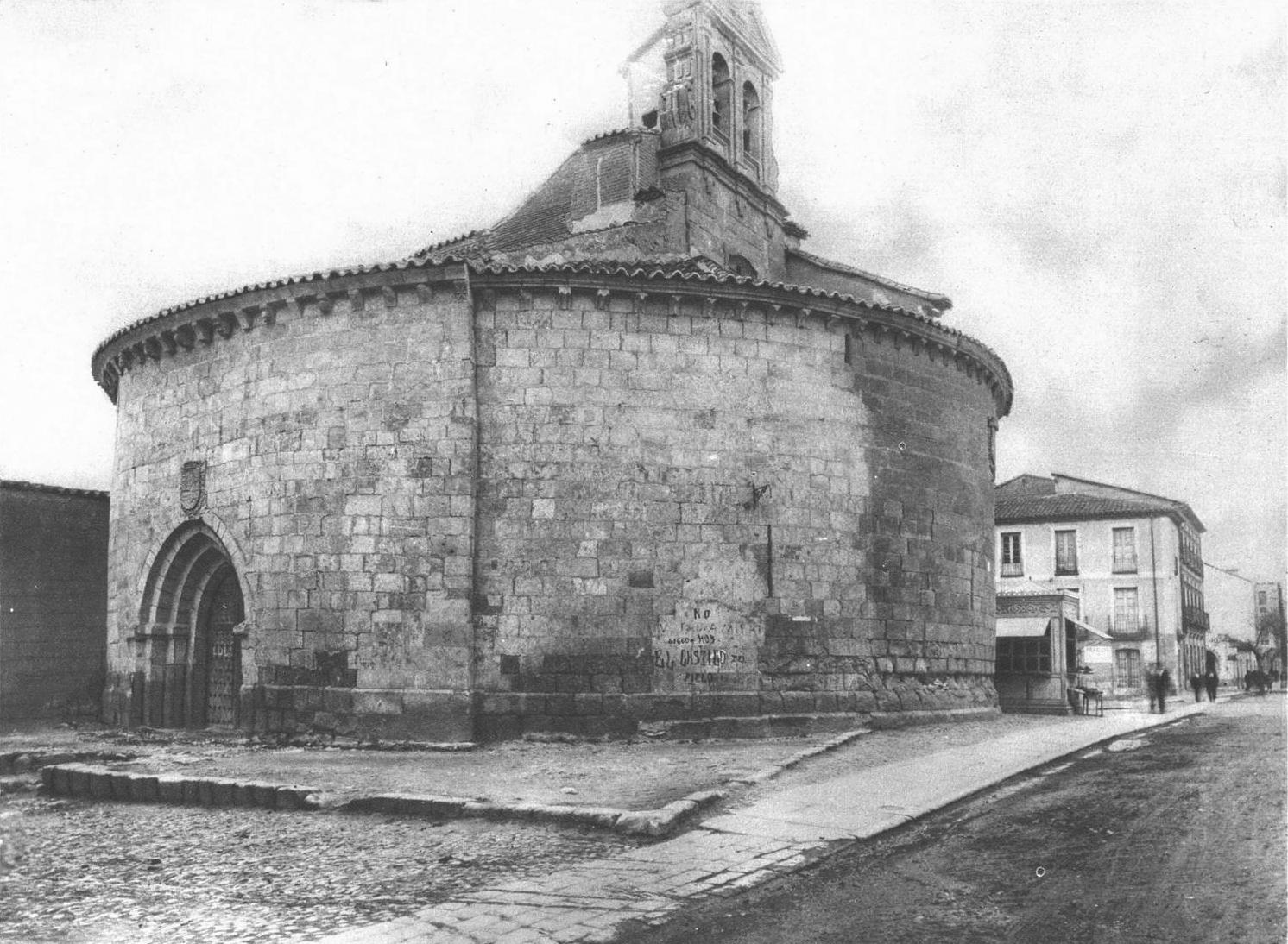 Salamanca en el ayer plaza de la puerta de zamora for Puerta 8 san marcos