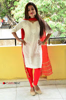 Telugu Actress Vrushali Stills in Salwar Kameez at Neelimalai Movie Pressmeet .COM 0062.JPG