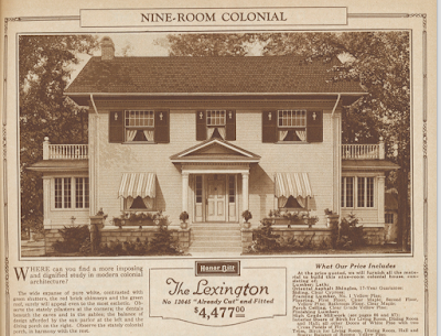 early sears lexington 1925 catalog