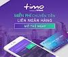 Cách đăng ký thẻ ATM Timo online miễn phí