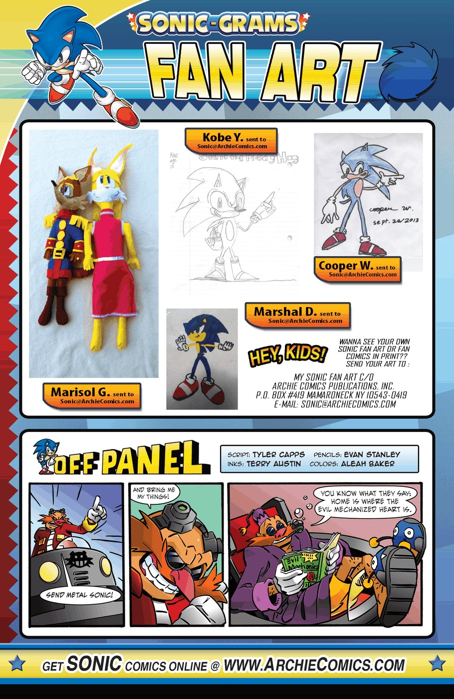 Read online Sonic The Hedgehog comic -  Issue #255 - 24