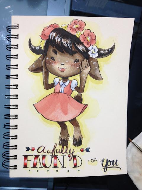 Bee Paper watercolor art journal