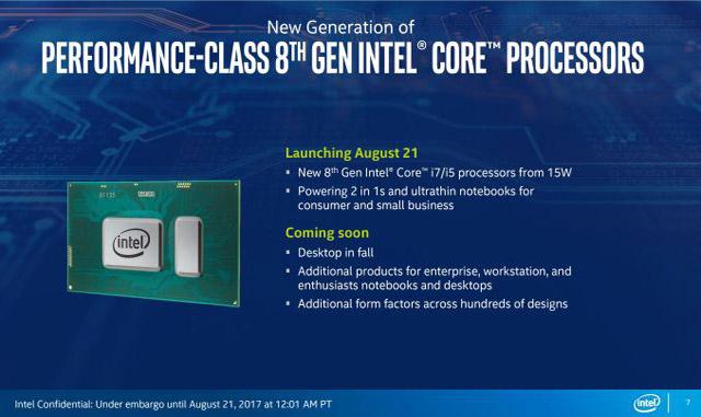 Processador Intel Core i3 8130U
