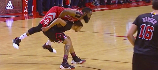 NBA Bloopers: The Starters (VIDEO)
