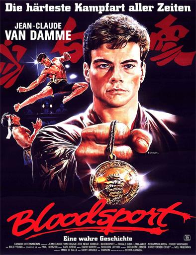 Ver Contacto sangriento (Bloodsport) (1988) Online