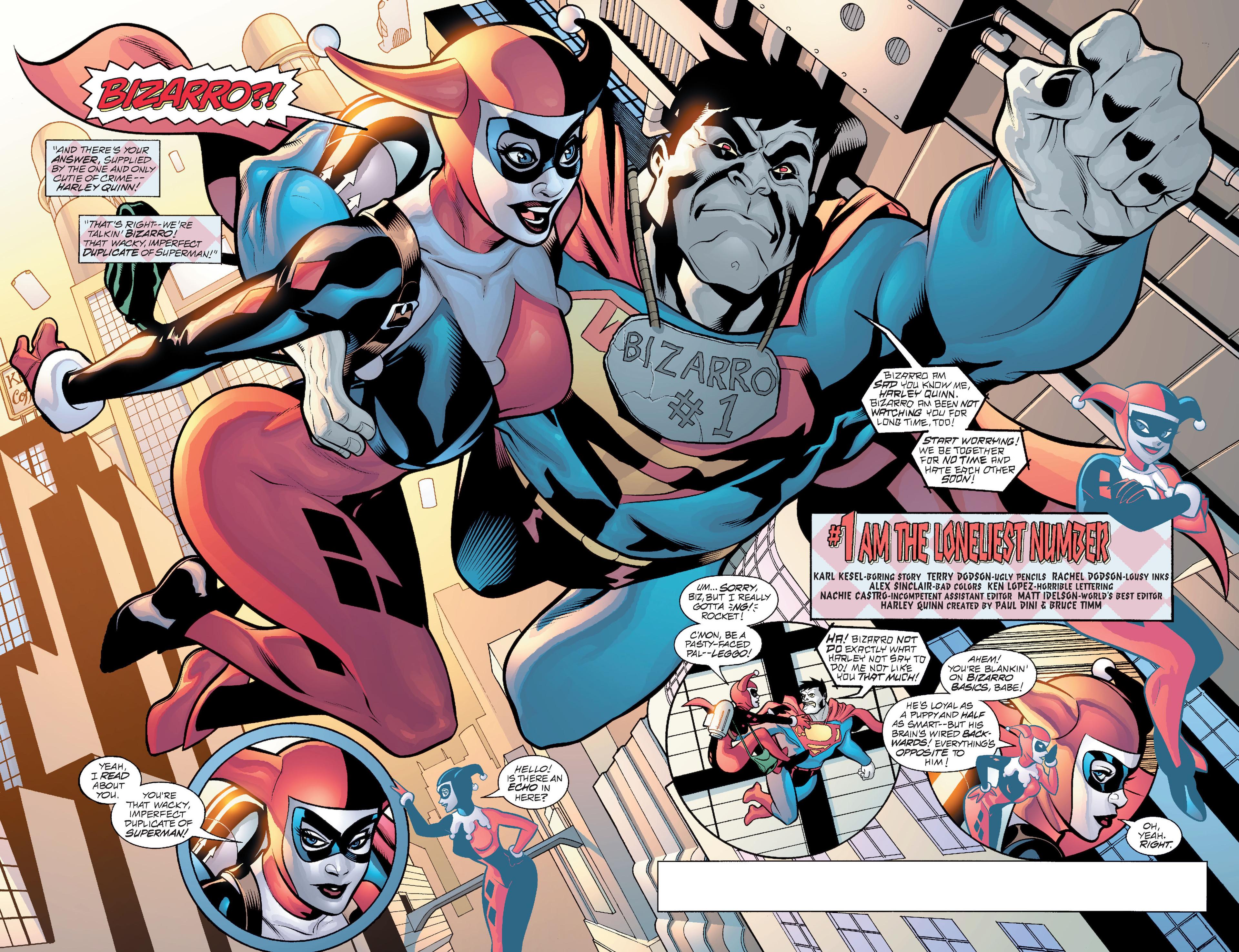 Harley Quinn (2000) Issue #17 #17 - English 3