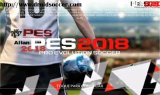 FTS Mod PES 2019 v2.4 by Allan Games Apk + Data Obb