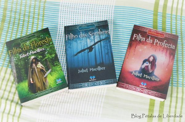 trilogia, sevenwaters, filha-da-floresta, filho-das-sombras, filha-da-profecia, juliet-marillier, butterfly, resenha, opinião, capas