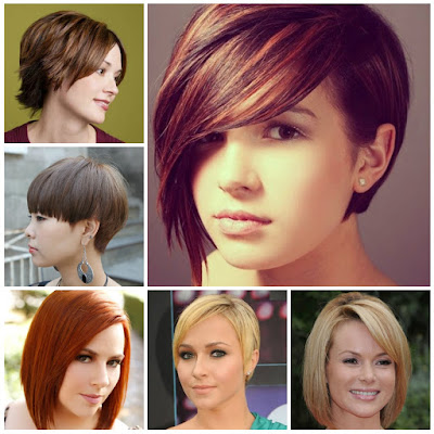 Bob cut - Straight Hairstyles