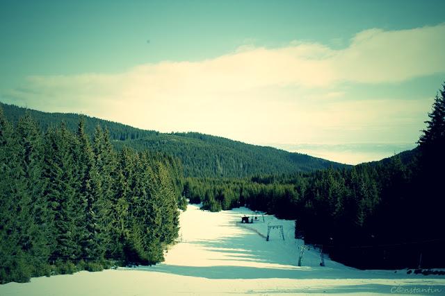 Harghita Băi - partie de schi - blog FOTO+IDEEA