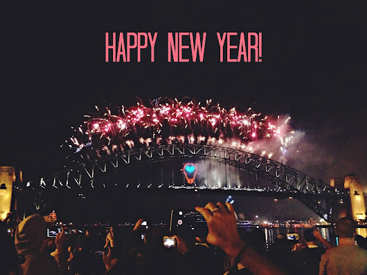 New Years Eve in Sydney!