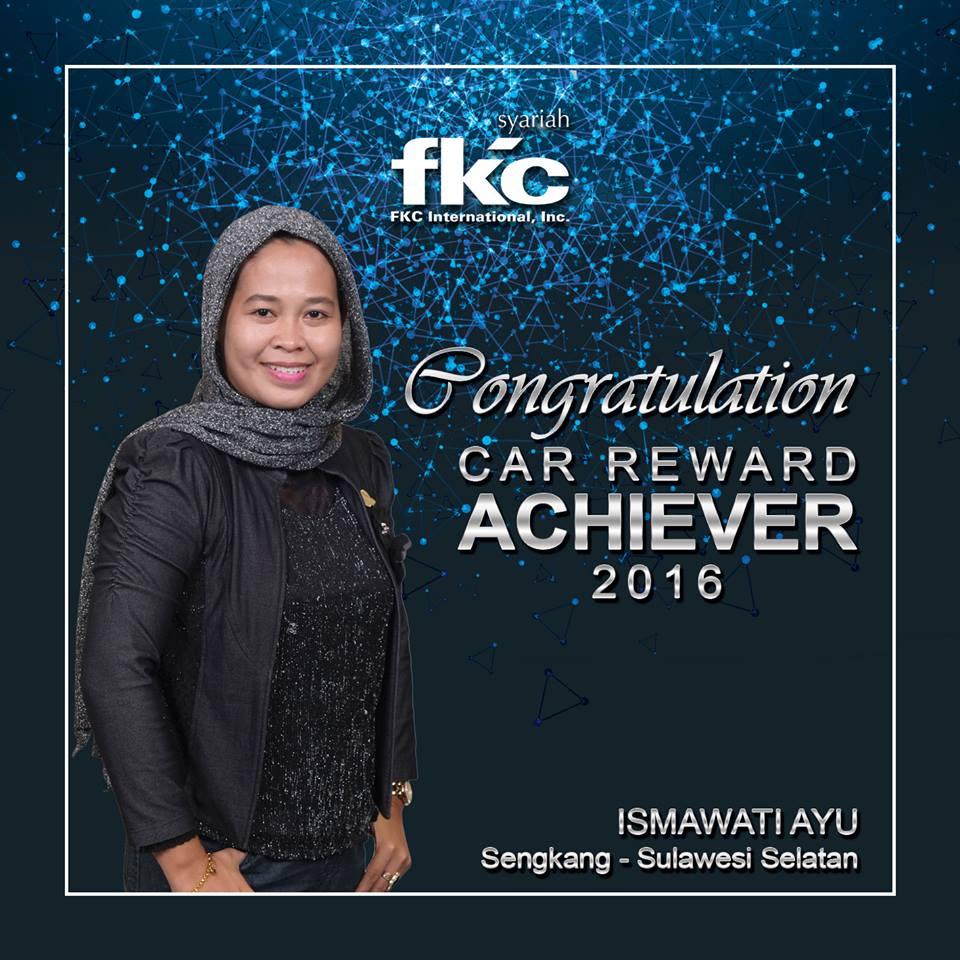 Bisnis Fkc Syariah - Reward Ismawati Ayu