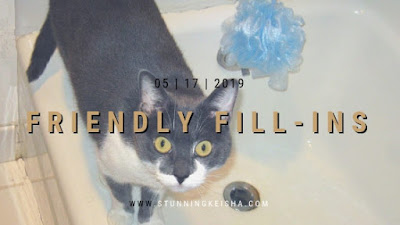 Feral Friday Fill-ins, Flashbacks, Flair