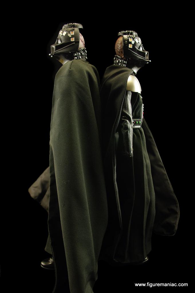 Medicom Darth Vader (2 0 and ROS Versions) | Figure Maniac